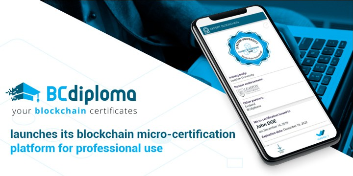Micro-Credentials: the platform to know