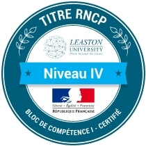 Exemple de bloc de compétence RNCP