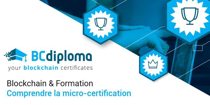 Comprendre la micro-certification