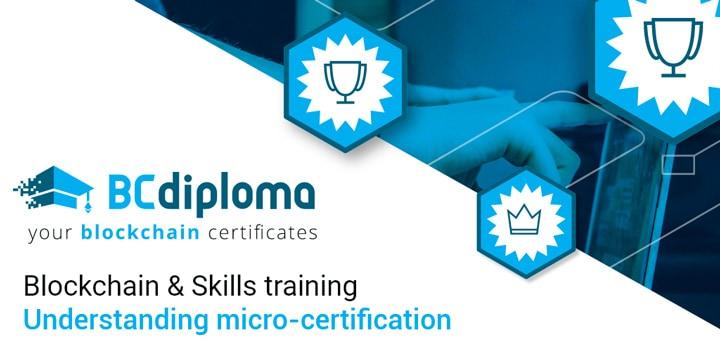 Understanding Micro-Credentials