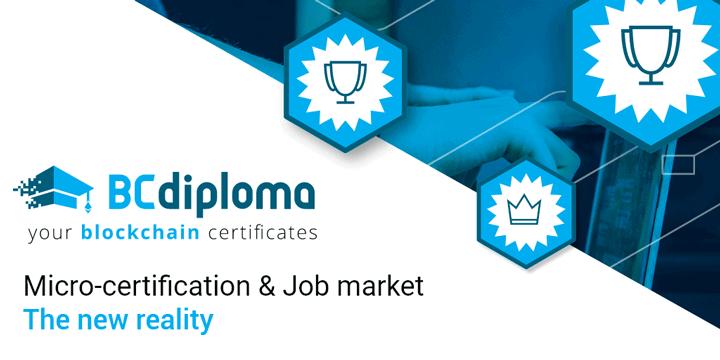 Micro-Credentials revolutionize the traditional job market's criteria